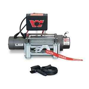 WARN M8000 8000lb 3628kg 12v Electric Winch 4x4 4WD Recovery