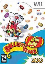 Jelly Belly Ballistic Beans (Nintendo Wii, 2009)