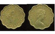 HONG KONG 20 cents 1978 ( bis )