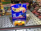 1995 Hotwheels #408 Blue Card Rescue Ranger 26yr old Blisterpack