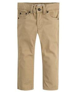 New YOUNG Boys Levi's! Variety of Styles Washes & Sizes! 514, 505, 511 & More!