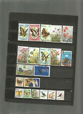 20 timbres du kenya lot 08122017 ken 222