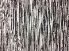 Black / White Stretch Tube Jersey Fabric Sold By Meter