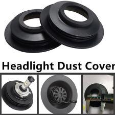 Hot ! BLACK NEW Waterproof & Dust Housing Seal Cap For H1,H3,H4,H7 Car Headlight