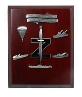 WW2 Special Operations Australia 'Z Special Unit' commemorative plaque