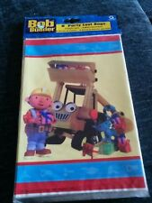 bob the builder packet of 8 party loot bags