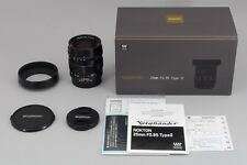 MINT IN BOX Voigtlander NOKTON 25mm f/0.95 Type II Micro four thirds From Japan