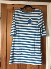 Seasalt size 10 Cornish Brimney Chalk Sailor Tunic Brand New Sample