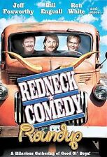 Redneck Comedy Roundup, Jeff Foxworthy, Bill Engvall, Ron White, DVD