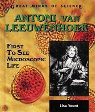 Antoni Van Leeuwenhoek: First to See Microscopic L