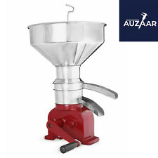 Milk Cream Hand Manual Centrifugal Separator 60 Lh Hand Operated Top Quality