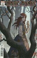 Dark Agnes #1 Becky Cloonan Variant Cover Marvel Comics 2020