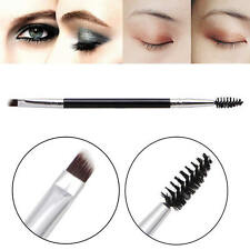 1Pc 12# Large Synthetic Duo Brow Brush Blending Eyebrow Makeup Brushes Tools New