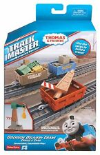 Thomas & Friends Track Master Dockside Delivery Crane Cargo & Cars Set