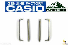 CASIO Pathfinder PAS-400B Watch Band End Links w/ Spring Rods (QTY 2) PAS-410B