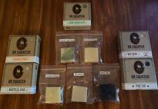 Dr. Squatch Soap Sample Pack of 5 Best Seller Scents!