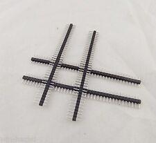 10pcs Pitch 1x40 Pin 2.0mm Male Single Row Male Pin Header Strip 40 Pins 2mm New