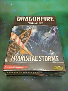 Dragonfire Campaign Box: Moonshae Storms by Catalyst