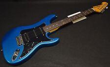 Washburn S2HMBL Metallic Blue Electric Guitar Professionally Set Up!