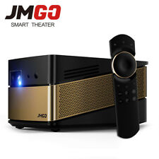 JmGO V8 Android 5.0 Projector Home Theater 1100 ANSI 1920X1080P FHD 4K Video