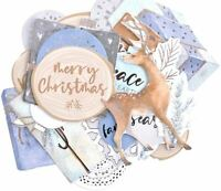 Emerald Eve Sentiments Green Christmas KAISERCRAFT Scrapbooking Collectables