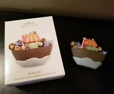 2012 Hallmark Keepsake Ornament - Noah's Ark - New in Box