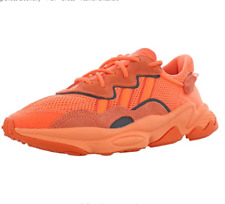 Adidas Men's Ozweego Casual Sneaker Shoes, Hi-Res Coral/Solar Orange