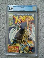 Marvel X-men #64 1st Sunfire (Shiro Yoshida) CGC 8.0