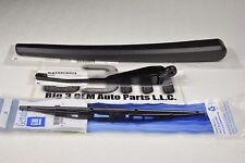 Chevrolet Equinox GMC Terrain Rear Window Wiper ARM, BLADE, & COVER new OEM