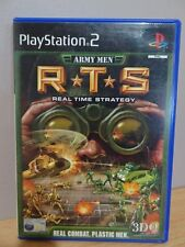 Army Men RTS...PS2 Game ...Free Post AU