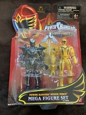 Power Rangers Mystic Force Mega Figure Set