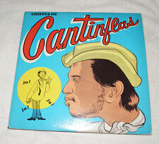 LP : Chistes de Cantinflas - made in Mexico - Comedy - Apache Records