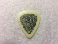 Guitar Pick Rick Nielsen - Cheap Trick tour issue guitar pick No lot