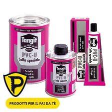 Colla Adesivo TANGIT PVC-U per Tubi e Raccordi Ripara e Sigilla Mastice