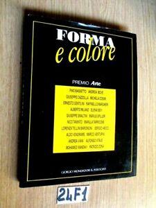 FORMA E COLORE PREMIO ARTE GIORGIO MONDADORI  (24F1)