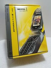 Motorola Buzz  ic602 - Gray (Sprint) Cellular Phone