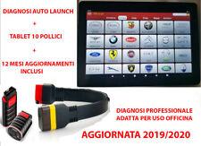 DIAGNOSI AUTO LAUNCH X431 VERSIONE FULL CON 12 MESI DI AGGIORNAMENTI INCLUSI