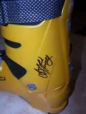 Ski Boots By Head Signed, Size 25.0-25.5, Italy, World Cup, M103R, Super Heat.