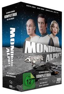 Mondbasis Alpha 1 - Extended Version Komplettbox DVD: Alle 48 Folgen auf 16 DVDs