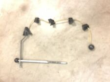 Tire Changer bead depressor tail w/ traction bar