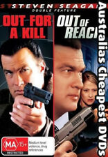 Out Of Reach / Out For A Kill DVD NEW, FREE POSTAGE WITHIN AUSTRALIA REGION 4