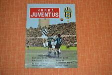 HURRA' JUVENTUS - ANNO IV° - FEBBRAIO - 1966