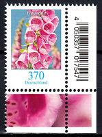 3501 postfrisch Ecke Eckrand rechts unten BRD Bund Deutschland Briefmarke 2019