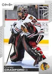 2020-21 O-Pee-Chee NHL Hockey Base Singles #1-200 (Pick Your Cards)