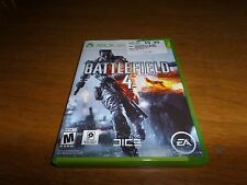 Battlefield 4 (Microsoft Xbox 360, 2013) 2 DISCS