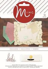 Heidi Swapp - Minc Christmas - Envelopes 312380