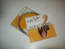 Gwyneth Paltrow autograph sliding doors CD signed +COA
