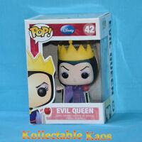 Snow White - Evil Queen Pop! Vinyl Figure - Factory damaged box