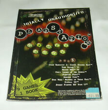 Totally Unauthorized PlayStation Games Book Vol. 5 by Brady Games