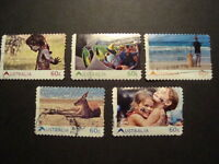 2011 Australia Self Adhesive Post Stamps~Living Australian~Fine Used, UK Seller